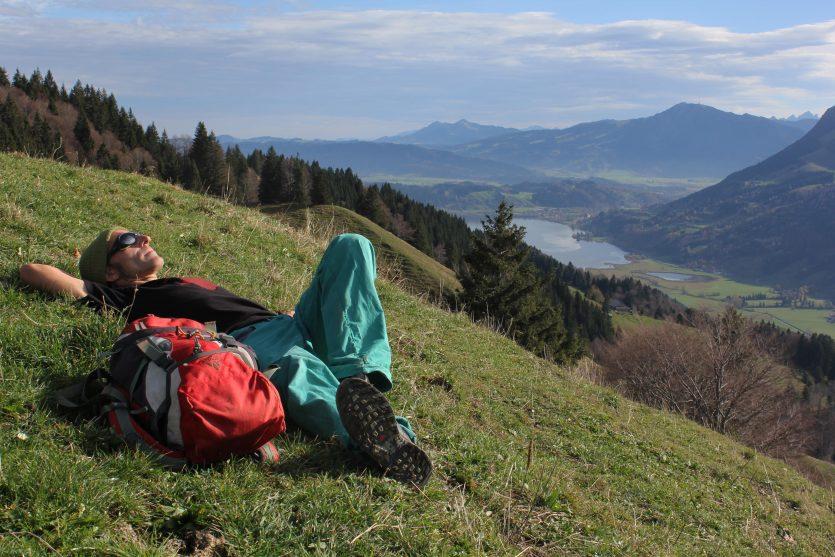 Bergjahr allgäu salamser höhe