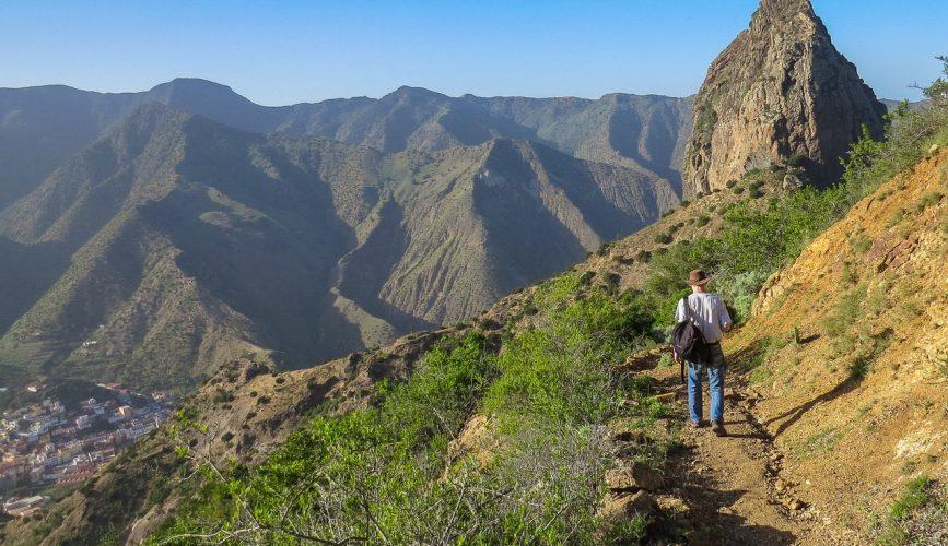 Wanderweg Roque