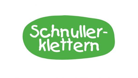 Schnullerklettern Logo