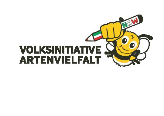 Volksinitiative Logo Artenvielfalt
