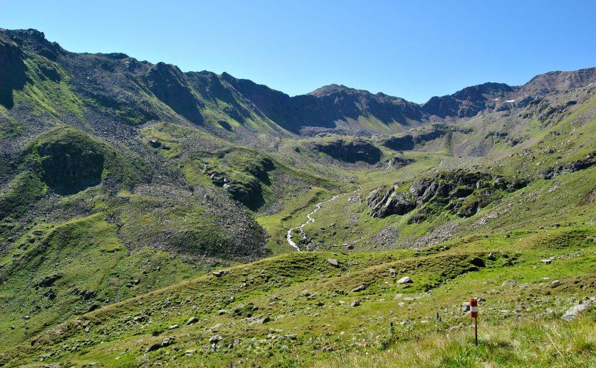Aachener Höhenweg – Fissladtal